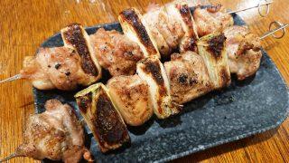 鶏もも串|ぶっちぎり酒場 鶴見店