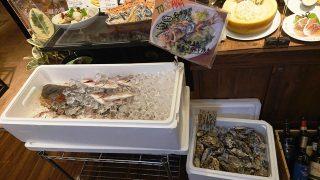店頭の鮮魚|TOSCANA シァル鶴見店