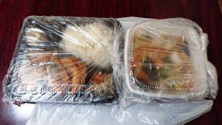 お弁当2種類|角鹿(鹿島田)