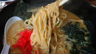 麺リフトアップ|ラーメンとん太 川崎小向店