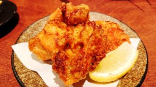 鶏の唐揚げ(お手頃4個)| 甘太郎 川崎駅前リバーク店