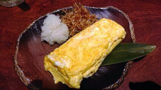 お店で手作りの玉子焼き| 甘太郎 川崎駅前リバーク店
