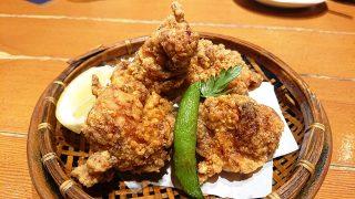 国産鶏のザンギ|北前そば高田屋 川崎駅前店