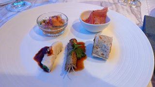 前菜盛り合わせ|TERRACE and TABLE(ホテルメトロポリタン川崎)