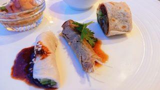 よだれ鶏他|TERRACE and TABLE(ホテルメトロポリタン川崎)