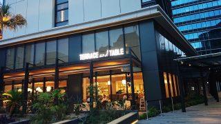 店舗外観|TERRACE and TABLE(ホテルメトロポリタン川崎)