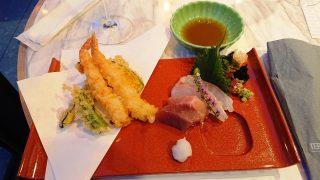 天ぷら・お刺身|TERRACE and TABLE(ホテルメトロポリタン川崎)