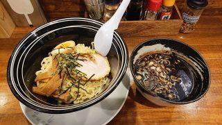 秀鳳黒つけ麺|らーめん秀鳳 鹿島田