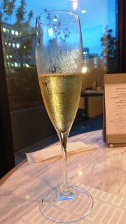 スパークリングワイン|TERRACE and TABLE(ホテルメトロポリタン川崎)