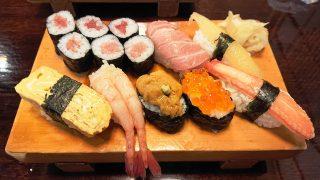 にぎり特上 満寿鮨(幸区古市場)