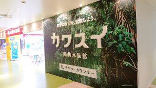 10Fの入口|カワスイ(川崎水族館)