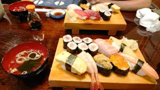 お寿司二品 満寿鮨(幸区古市場)