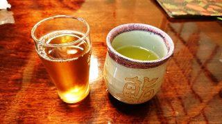 お茶 満寿鮨(幸区古市場)