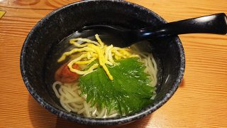 鯛出汁冷やし麺|鳥貴族 京急川崎2号店