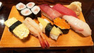 にぎり上 満寿鮨(幸区古市場)
