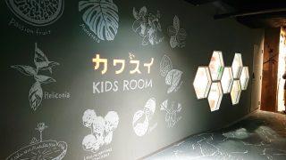 キッズルームもあります|カワスイ(川崎水族館)