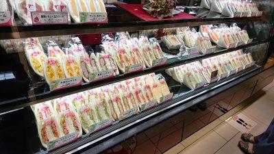 棚のサンドイッチ|サンドイッチハウス メルヘン