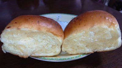 もちっとチーズ(真ん中の断面) 神戸屋キッチン エクスプレス アトレ川崎店