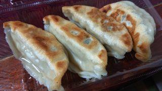 もちもち皮と国産野菜のあっさり青蓮餃子(4ヶ)|健康中華庵 青蓮