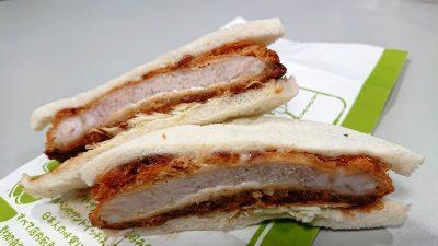 三元豚のロースかつ|サンドイッチハウス メルヘン