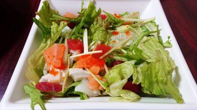 海鮮サラダ|おすし日和 下平間店