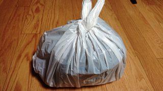 デリバリーの袋|麺屋武蔵 武滴 (蒲田)