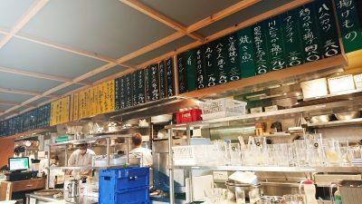 店舗内のメニュー|大衆酒場BEETLE 蒲田東