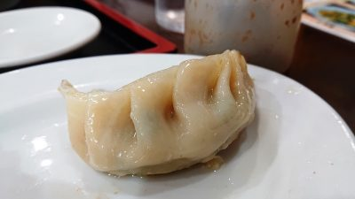 餃子(アップ)|菜遊館 六龍(川崎市幸区東古市場)