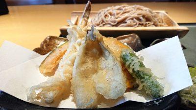 天ぷら|綱島 源泉 湯けむりの庄