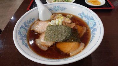 チャーシューメン|菜遊館 六龍(川崎市幸区東古市場)