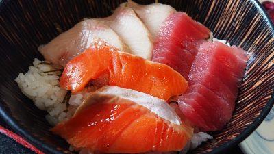 おまかせ丼|まぐろ料理 まんや(新川崎・鹿島田)