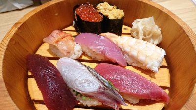 昼の贅沢ランチ|板前が握る寿司 ななつぼ 鹿島田店