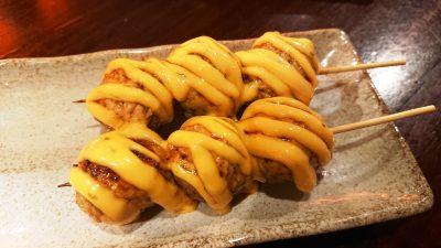 照り焼きチーズつくね|AJITO 鹿島田店