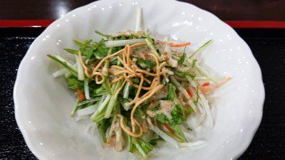 サラダ|菜遊館 六龍(川崎市幸区東古市場)