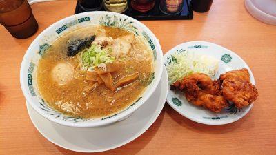 ラーメン&唐揚げ|日高屋 鹿島田店
