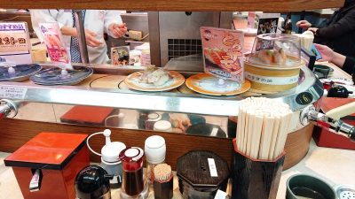 回転レーン|ぐるめ寿司 新丸子店