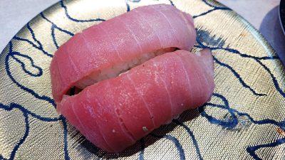 本まぐろ中トロ ぐるめ寿司 新丸子店