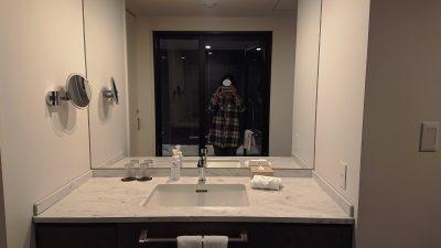 洗面所|ホテルメトロポリタン 川崎