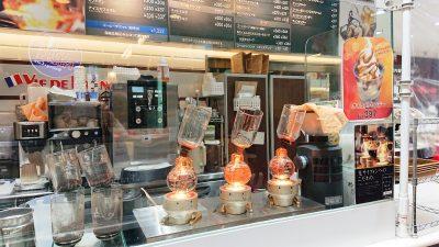 サイフォンのコーヒー|ヴィ・ド・フランス 川崎店