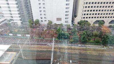 眼下には川崎駅|ホテルメトロポリタン 川崎