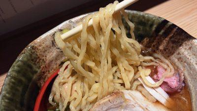 得製焼きあご塩らー麺(麺リフトアップ) 焼きあご塩らー麺 たかはし アトレ川崎店