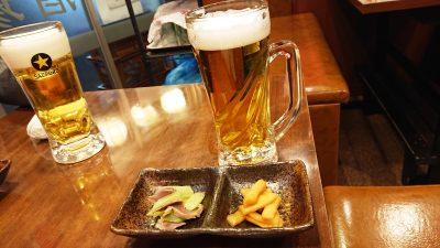 ビール&お通し 24時間 餃子酒場 大井町店