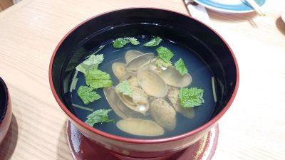 あさりすまし汁|活美登利 グランツリー武蔵小杉店