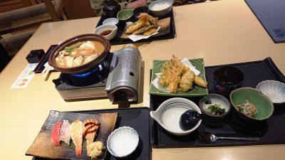 ご膳を二つ|藍屋 武蔵小杉店