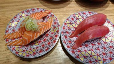 お寿司2種|活美登利 グランツリー武蔵小杉店