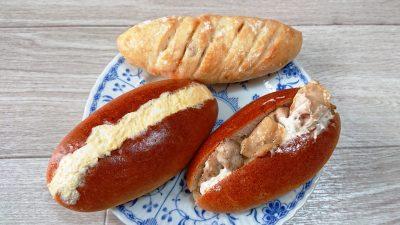袋から出したパン|ブーランジュリー ミヨ