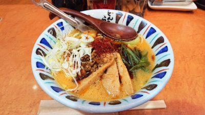 担々麺|七志らーめん 鹿島田店