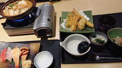 味噌牡蠣鍋御膳|藍屋 武蔵小杉店