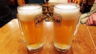 ビール|串かつ でんがな パークタワー新川崎店