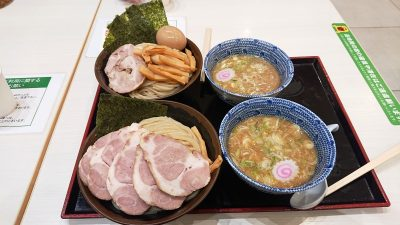 つけ麺2種|舎鈴 グランツリー武蔵小杉店